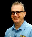 Service Advisor David Leon in Service at Duval Ford