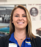 Financial Services Administrator Jennifer Greenwalt in Administration at Duval Ford
