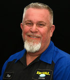 Shop Foreman Steve Carroll, Sr. in Technicians at Duval Ford