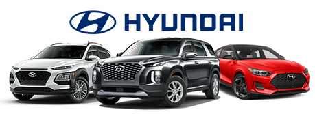 Some of the Hyundai vehicles for sale here at Eide Hyundai
