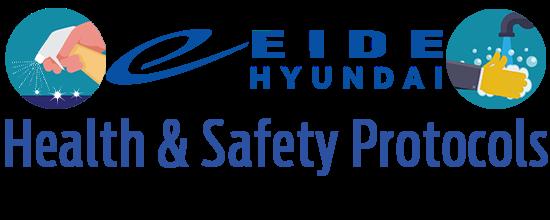 Eide Hyundai Health and Safety Protocols