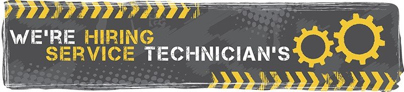 Hiring Service Technicians in Grand Forks, ND