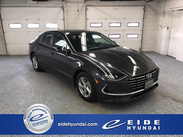 Lease this 2020, Gray, Hyundai, Sonata, SE