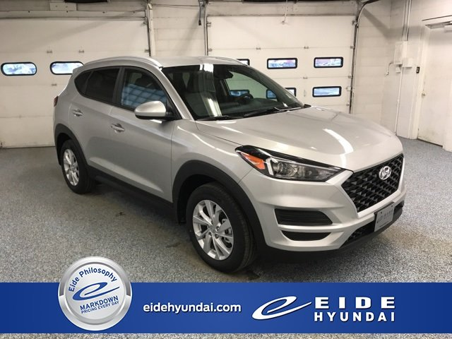 Lease this 2020, Silver, Hyundai, Tucson, Value