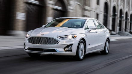 The New 2019 Ford Fusion