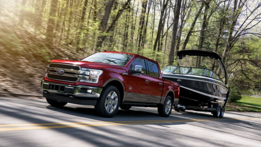 New Ford F-150 Power Stroke Diesel