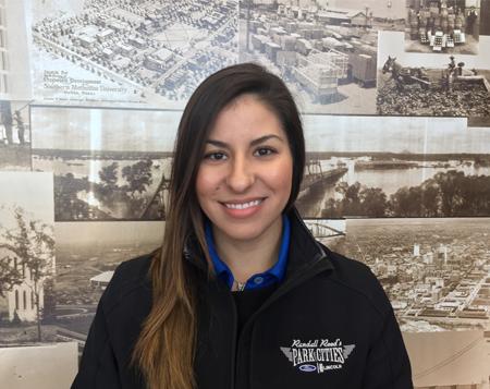 Service Advisor Miranda Martinez