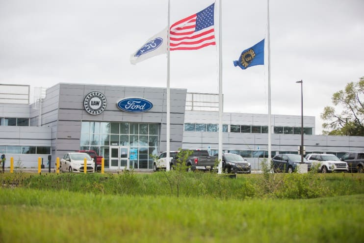 UAW-Ford Technical Training Center