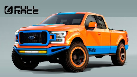 2018 F-150 XLT Sport 4x4 SuperCab by Full-Race Motorsports