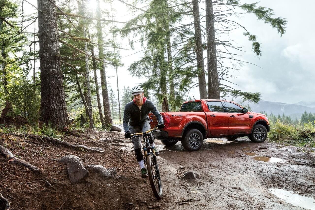 2019 Ford Ranger XLT Sport 4x4 Super Crew