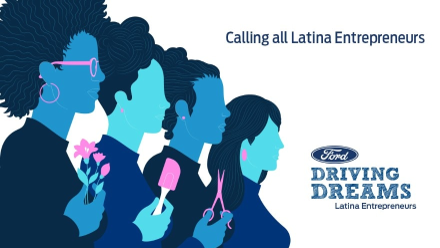 The Ford Driving Dreams Latina Entrepreneurs program