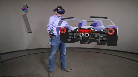 virtual reality designer