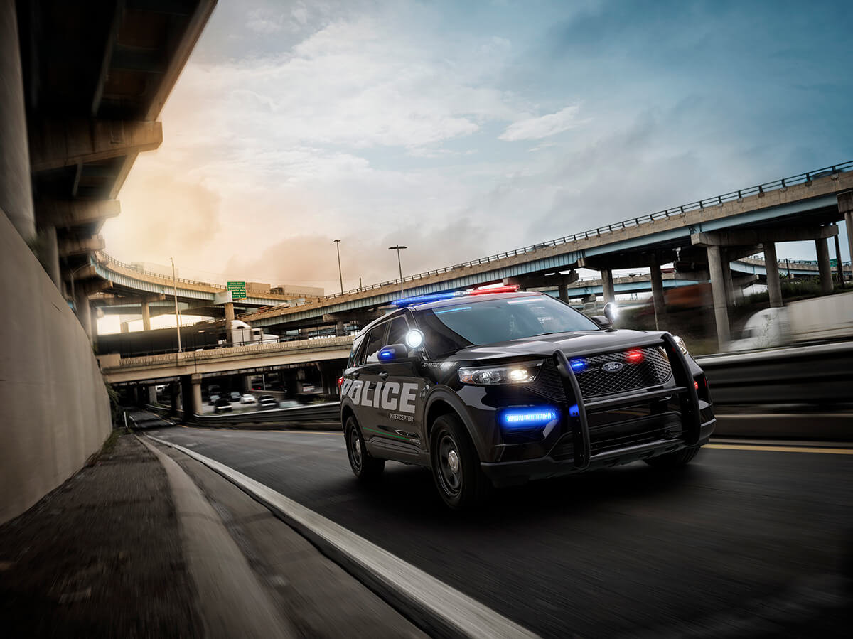 All-New 2020 Ford Police Interceptor Utility