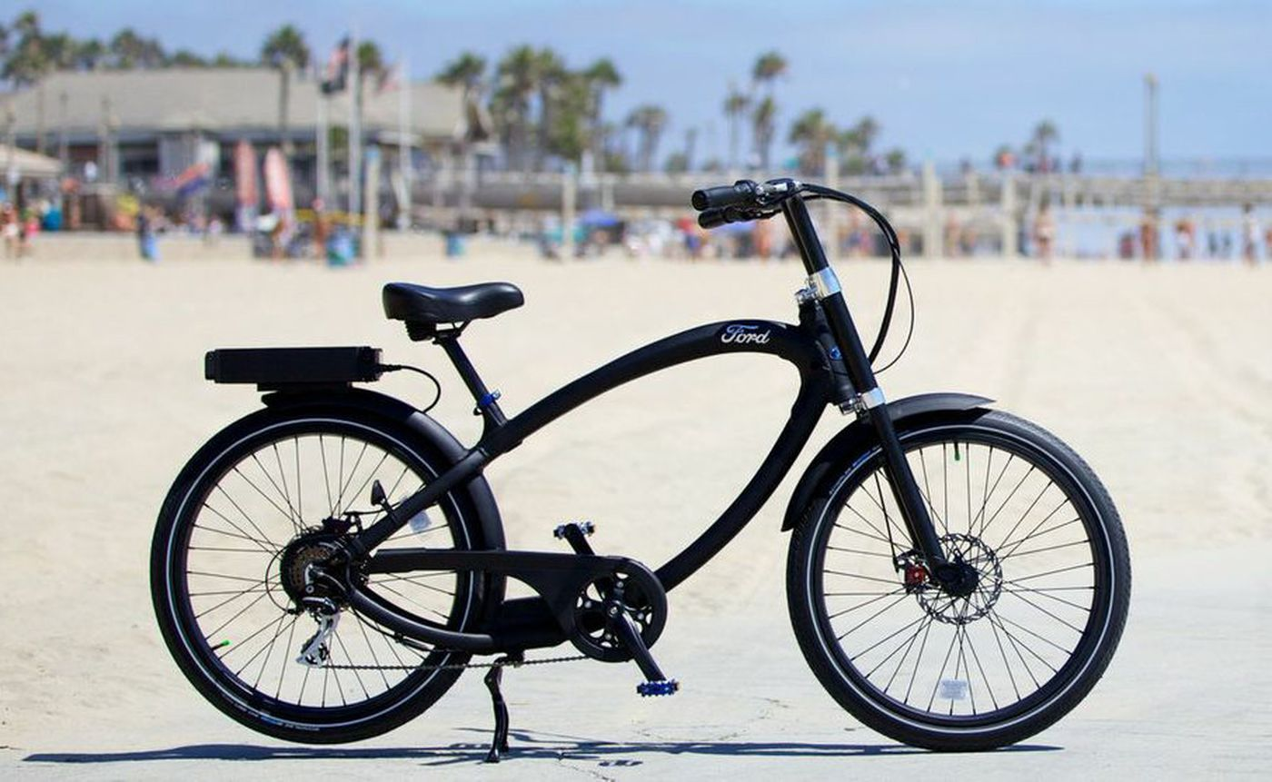Ford Pedgo electric bicycle