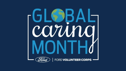 global caring month