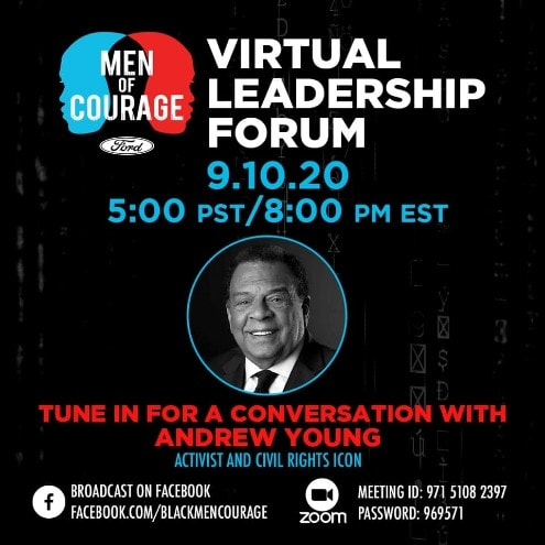 Men of Courage: Andrew Young