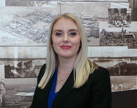 Sales Advisor Olivia Miner