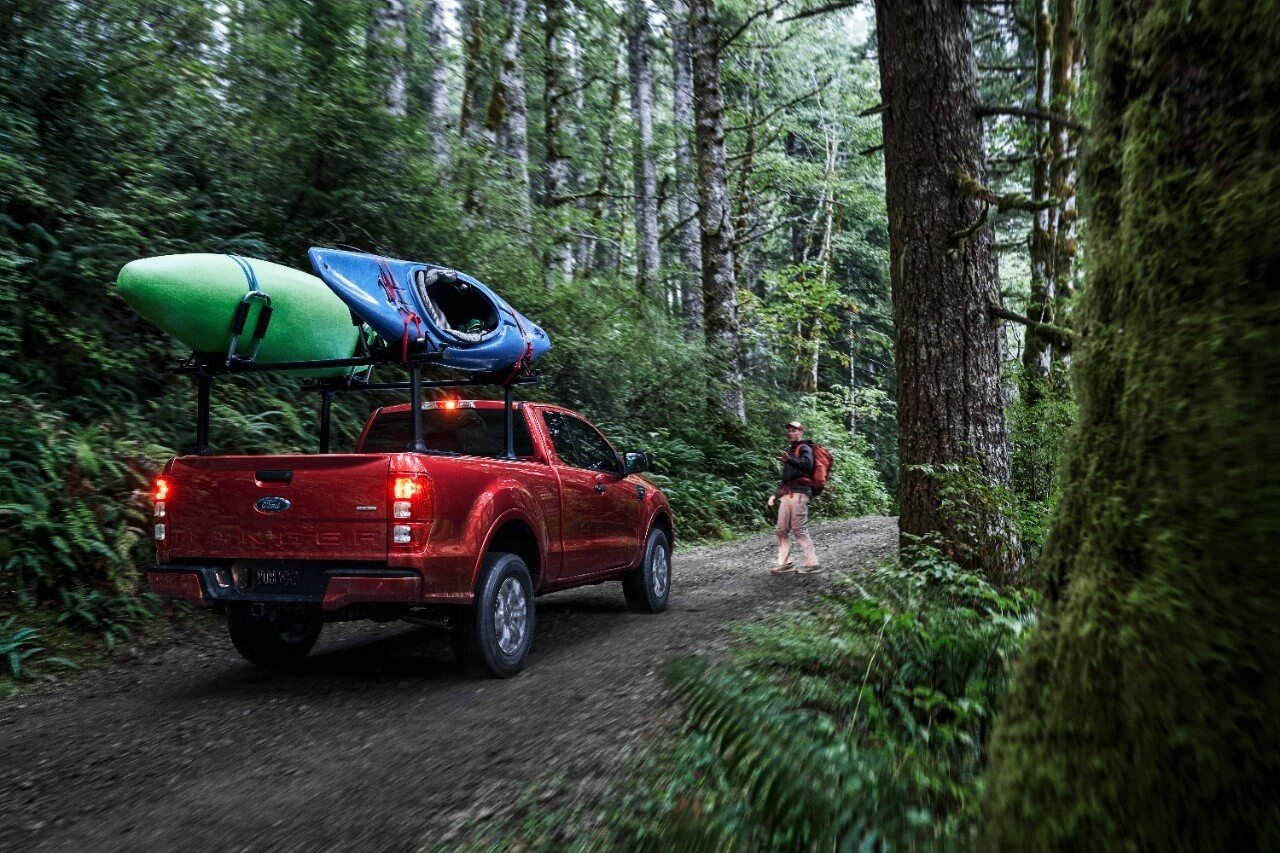 2019 Ford Ranger XLT Base 4x2 Super Cab