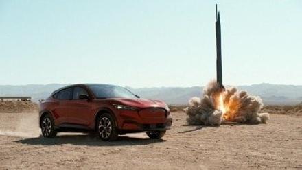 Mustang Mach-E v. Rocket Science