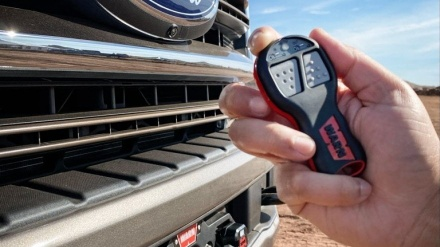 Super Duty Pick Up Beyond the Tremor