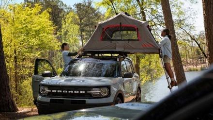 Outdoor Spirit of 2021 Ford Bronco Sport