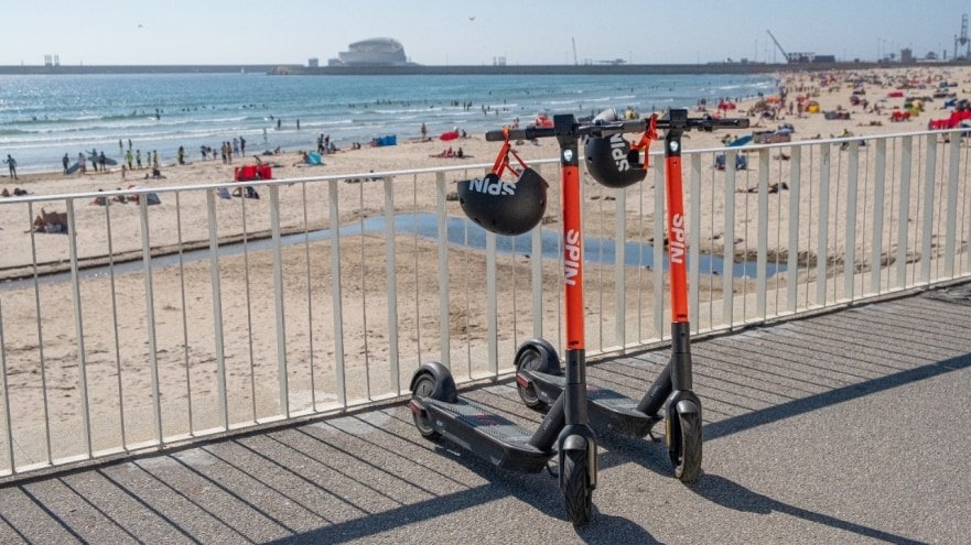 FORD-OWNED SPIN EXPANDS ITS MICROMOBILITY SERVICES TO PORTUGAL
