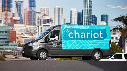 Chariot in San Francisco