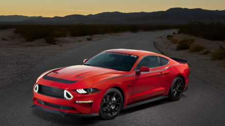 Series 1 Mustang RTR