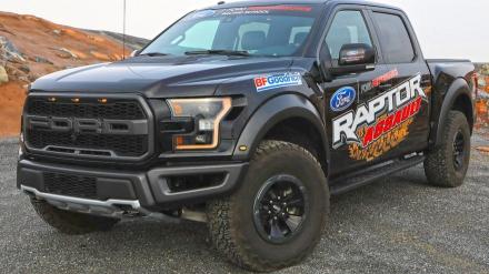 Ford Raptor Assault