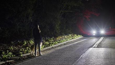 Ford's advanced lighting technology