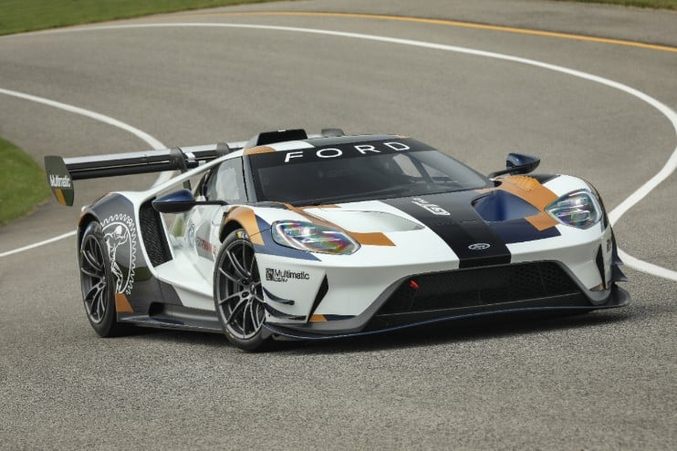 Limited-Edition, Track-Only Ford GT Mk II