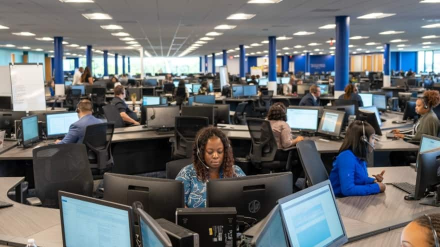 Ford customer contact center in Houston