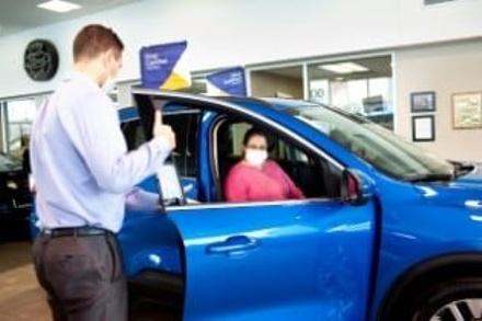 Ford Blue Advantage Used-Vehicle Marketplace