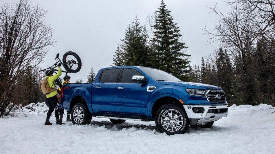All-new Ford Ranger