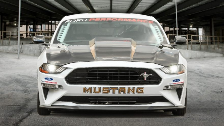 The 50th Anniversary Mustang Cobra Jet