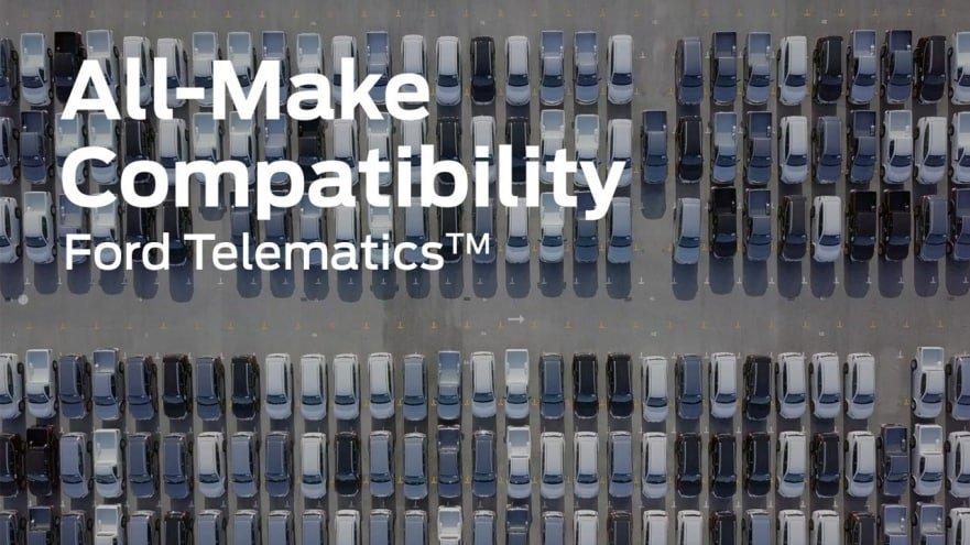 All-Make Compatibility Ford Telematics