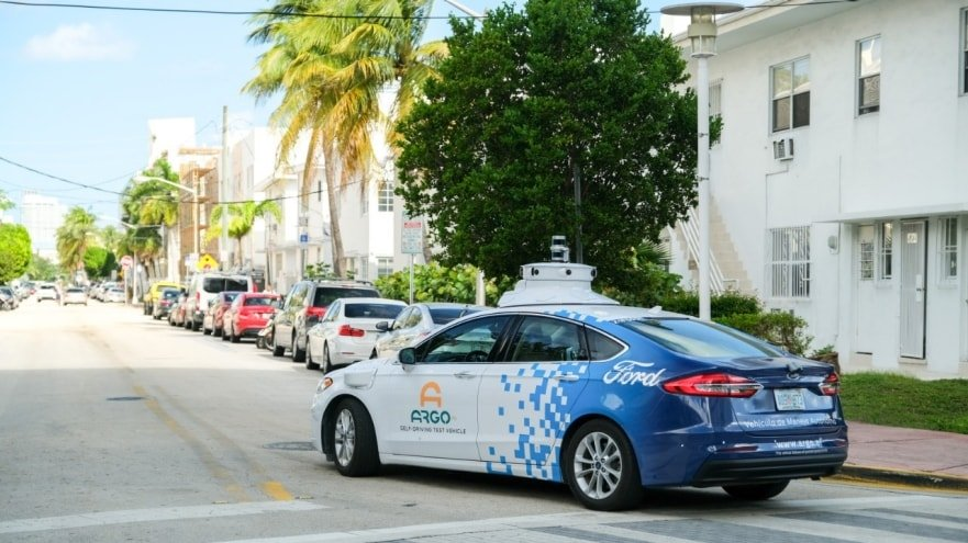 Self Driving Service in Miami