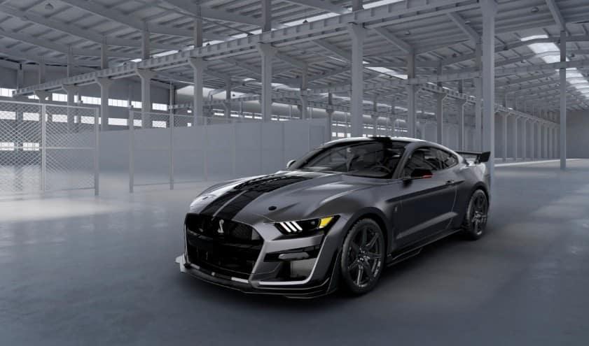 2020 Venom Mustang Shelby® GT500®