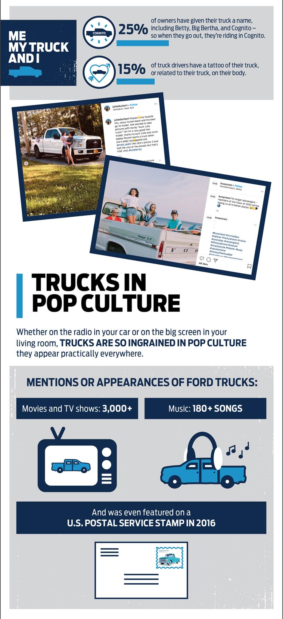 trucks in pop culture