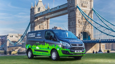 Ford Plug-In Hybrid Vans in London