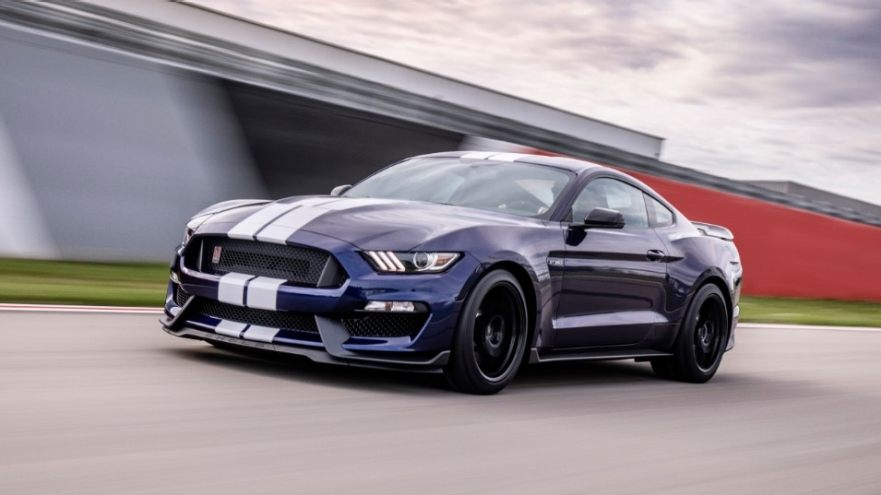 2019 Mustang Shelby GT350