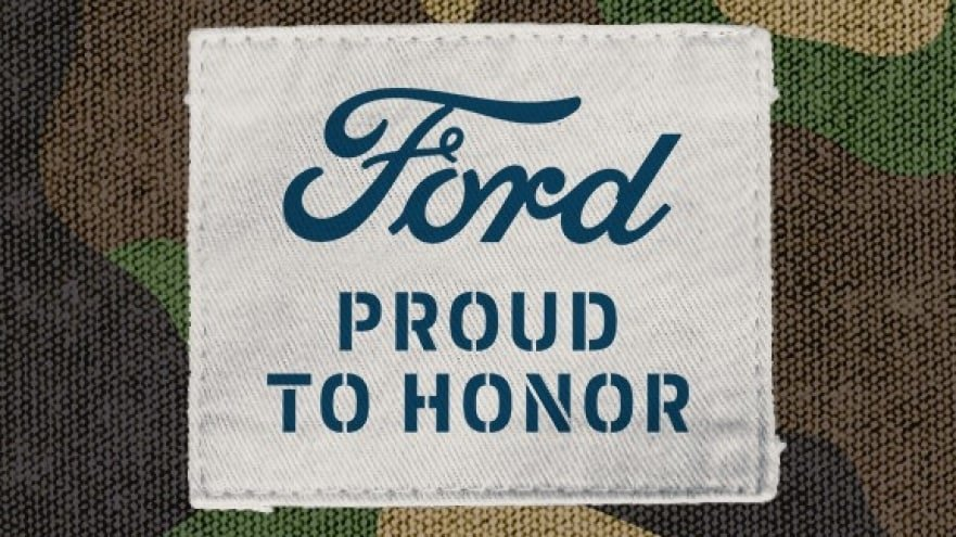 ford proud to honor