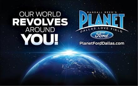 Planet Ford Dallas