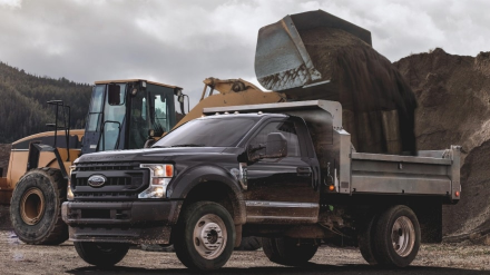 2020 Ford Super Duty Chassis Cabs