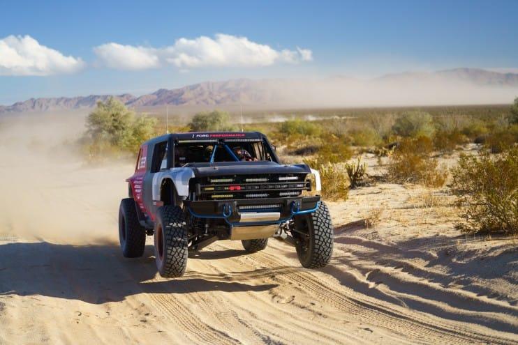 Ford Bronco R Baja 1000