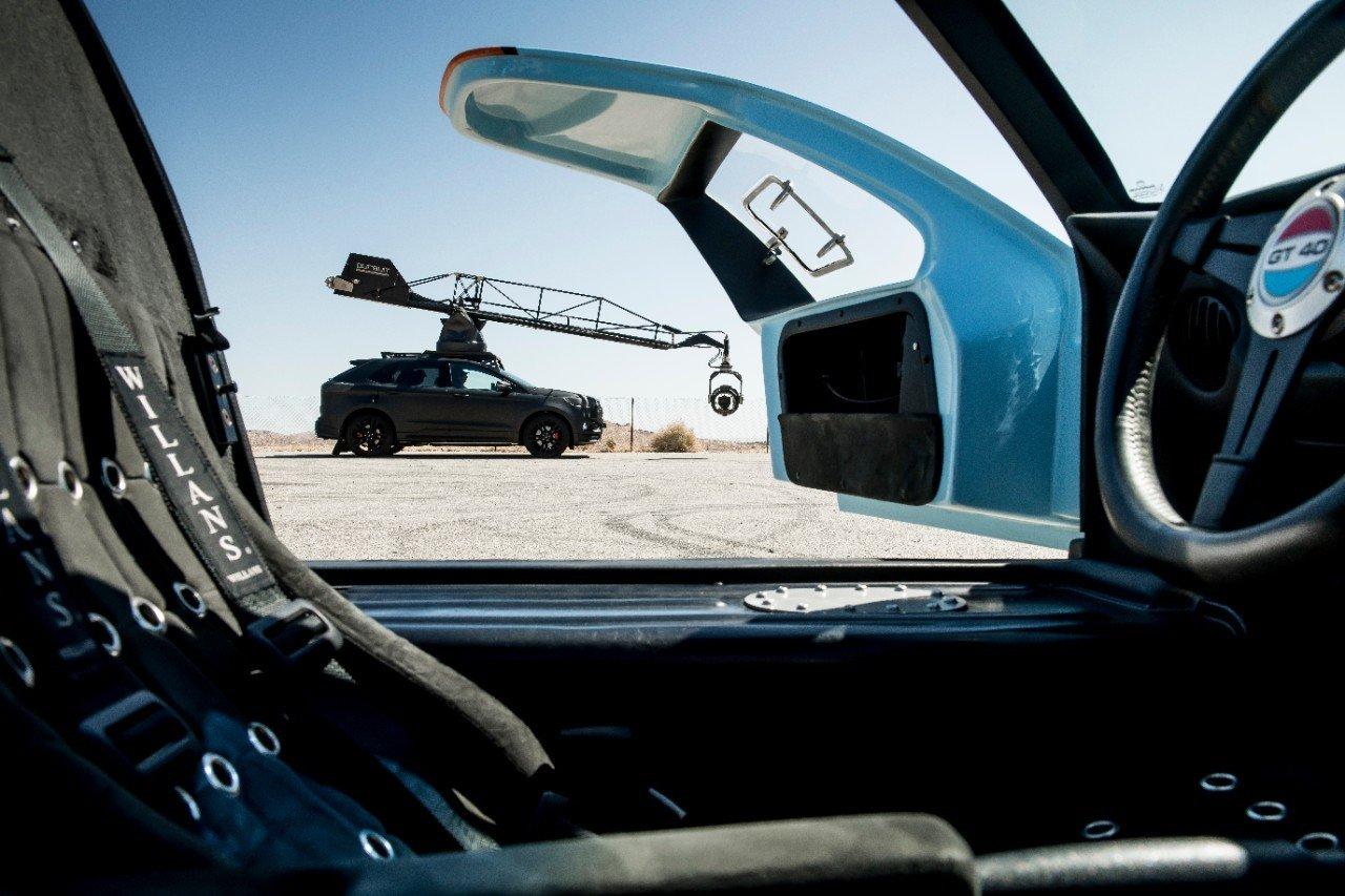 2019 Ford Edge ST camera car