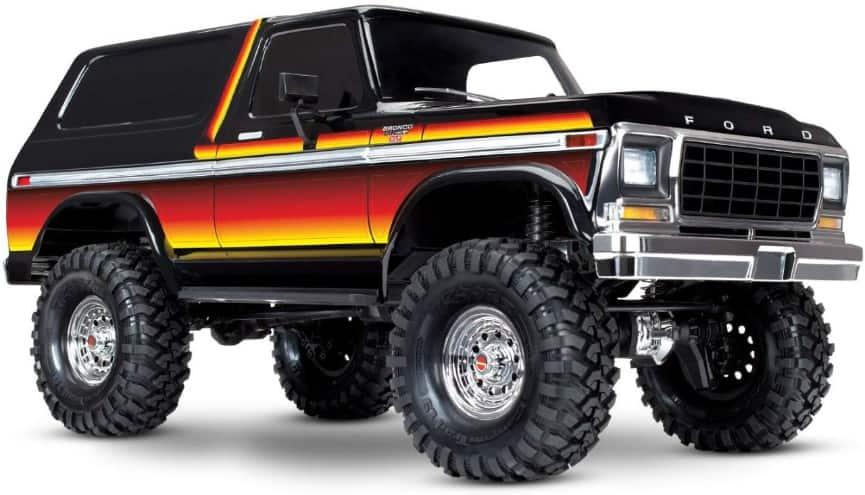 Ford Bronco Merchandise
