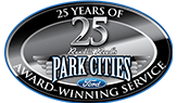 Park Cities Ford of Dallas Logo Small