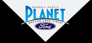 Planet Ford Dallas Love Field Logo Main