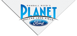 Planet Ford Dallas Love Field Logo Main